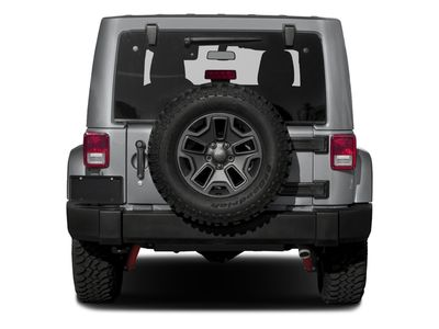2018 Jeep Wrangler Unlimited Rubicon 4x4 - Click to see full-size photo viewer