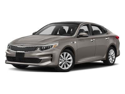 2018 Kia Optima EX Automatic - Click to see full-size photo viewer