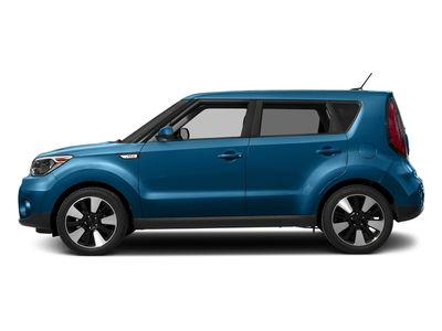 New 2018 Kia Soul + Automatic