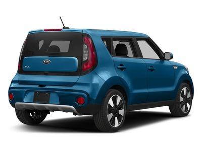 2018 Kia Soul + Automatic - Click to see full-size photo viewer