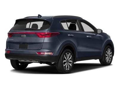 2018 Kia Sportage EX AWD - Click to see full-size photo viewer