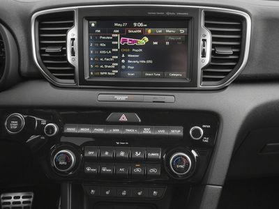 2018 Kia Sportage SX Turbo AWD - Click to see full-size photo viewer