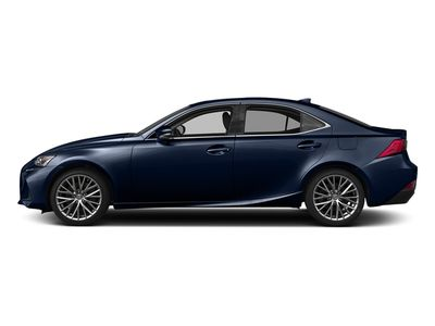 New 2018 Lexus IS IS 300 RWD Sedan