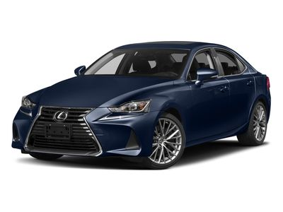 2018 Lexus IS IS 300 RWD - Click to see full-size photo viewer