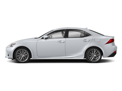 New 2018 Lexus IS