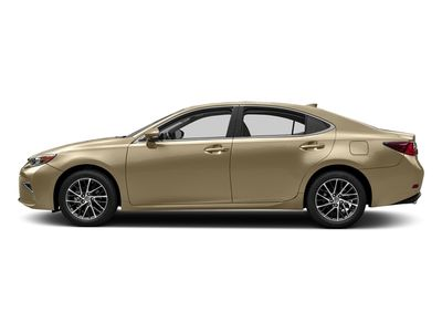 New 2018 Lexus ES ES 350 FWD Sedan