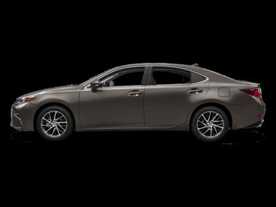 New 2018 Lexus ES