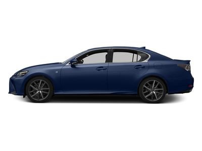 New 2018 Lexus GS GS 350 F Sport AWD Sedan