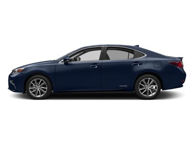 New 2018 Lexus ES ES 300h FWD Sedan