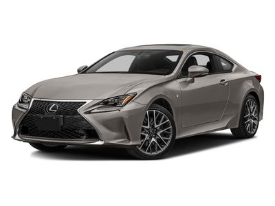 2018 Lexus RC RC 350 RWD - Click to see full-size photo viewer