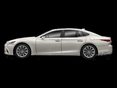 New 2018 Lexus LS