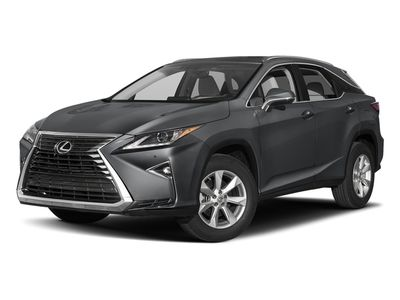 2018 Lexus RX RX 350 FWD - Click to see full-size photo viewer