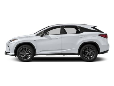 2018 Lexus RX RX 350 F Sport AWD - Click to see full-size photo viewer