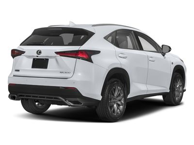 2018 Lexus NX NX 300 F Sport FWD - Click to see full-size photo viewer