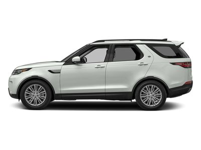 New 2018 Land Rover Discovery HSE V6 Supercharged SUV