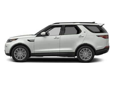 New 2018 Land Rover Discovery HSE Luxury V6 Supercharged SUV