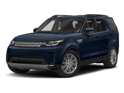 2018 Land Rover Discovery HSE V6 Supercharged - Click to see full-size photo viewer