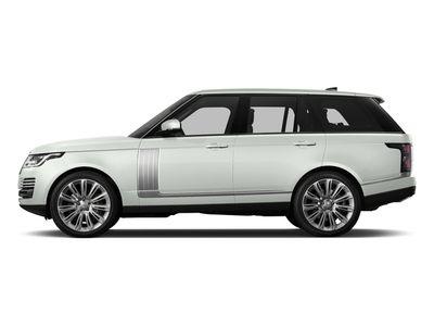 New 2018 Land Rover Range Rover Td6 Diesel HSE SWB SUV