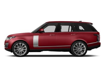 New 2018 Land Rover Range Rover V6 Supercharged HSE SWB SUV