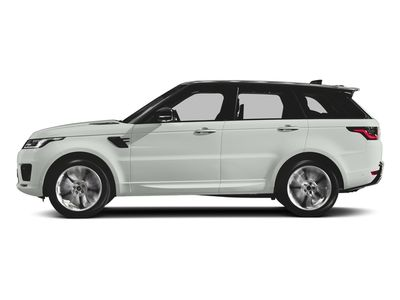 New 2018 Land Rover Range Rover Sport V6 Supercharged HSE SUV