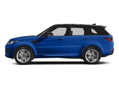 New 2018 Land Rover Range Rover Sport Td6 Diesel HSE SUV