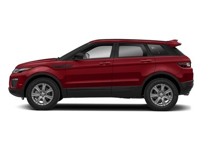 New 2018 Land Rover Range Rover Evoque 5 Door SE SUV