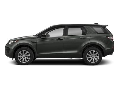 2018 Land Rover Discovery Sport 4DR 4WD SUV