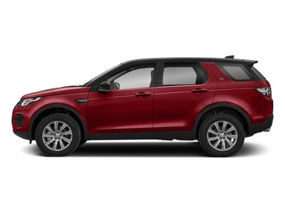 New 2018 Land Rover Discovery Sport HSE 4WD SUV