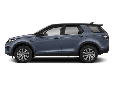 New 2018 Land Rover Discovery Sport SE 4WD SUV
