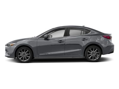 New 2018 Mazda Mazda3 4-Door Touring Manual Sedan