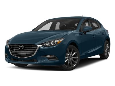 2018 Mazda Mazda3 5-Door Touring Manual - Click to see full-size photo viewer