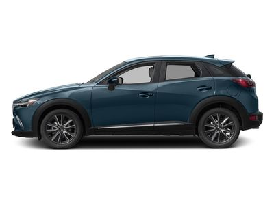 New 2018 Mazda CX-3 Grand Touring AWD SUV