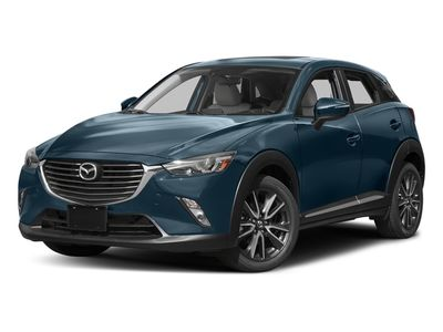 2018 Mazda CX-3 Grand Touring AWD - Click to see full-size photo viewer