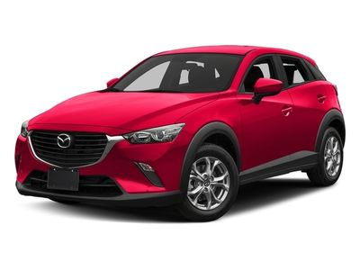 2018 Mazda CX-3 Sport AWD - Click to see full-size photo viewer