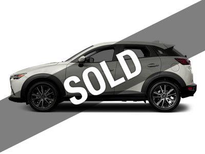New 2018 Mazda CX-3 Touring AWD SUV