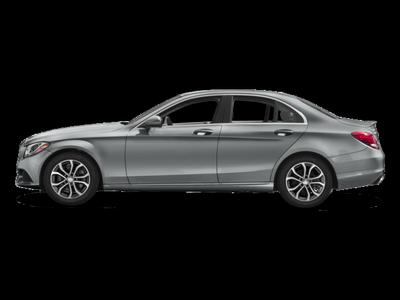 New 2018 Mercedes-Benz C-Class