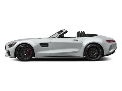 New 2018 Mercedes-Benz AMG GT C Roadster Convertible