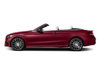 New 2018 Mercedes-Benz AMG C 43 4MATIC Cabriolet Convertible