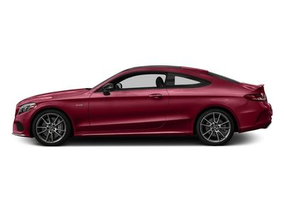 New 2018 Mercedes-Benz AMG C 43 4MATIC Coupe
