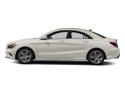 2018 Mercedes-Benz CLA CLA 250 4MATIC Coupe Sedan