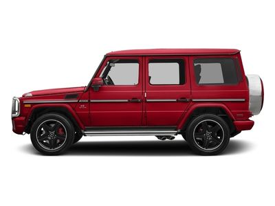 New 2018 Mercedes-Benz AMG G 63 4MATIC SUV