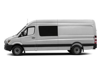 "New 2018 Mercedes-Benz Sprinter Passenger Van 2500 High Roof V6 170"" RWD"