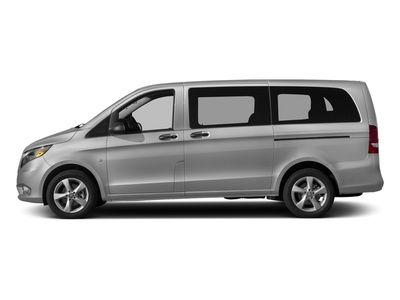 """New 2018 Mercedes-Benz Metris Cargo Van Metris Cargo Van Standard Roof 126"""" Wheelbase"""