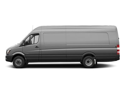"New 2018 Mercedes-Benz Sprinter Cargo Van 3500 XD High Roof V6 170"" Extended RWD"