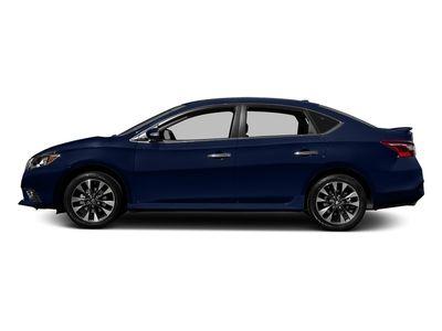 New 2018 Nissan Sentra SR CVT Sedan