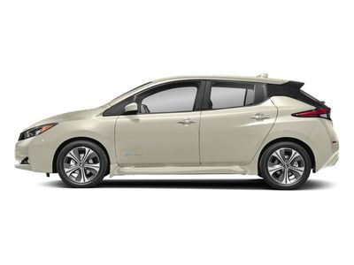 New 2018 Nissan Leaf SV Hatchback Sedan