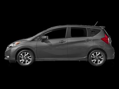 New 2018 Nissan Versa Note