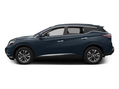 New 2018 Nissan Murano AWD SL SUV