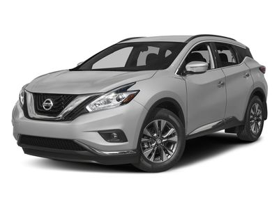 2018 Nissan Murano FWD SV - Click to see full-size photo viewer