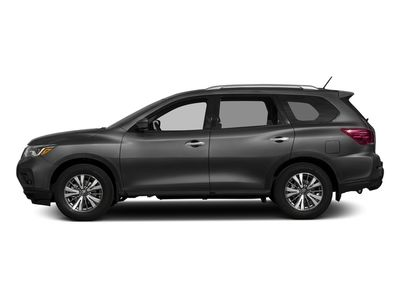 New 2018 Nissan Pathfinder 4x4 S SUV